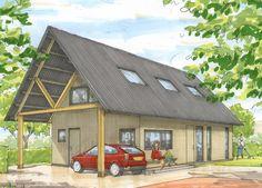 Wilgenrijk - Wevershof - Vrijstaand huis - Moderne stoere schuurvilla