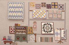 Gallery.ru / Kingsland - The quilt shop - Kingsland - The quilt shop - natalytretyak