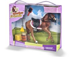Wendy/Gee Gee Friends/Saddle Pals  - Westphalian Stallion Bookends, Horses, Toys, Friends, Model, Horse, Activity Toys, Amigos