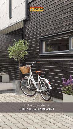 Et nymalt utseende som varer - Jotun Uteinspirasjon Bicycle, Florida, Modern, Bike, Bicycle Kick, The Florida, Bicycles