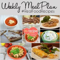 Real Food Recipes -- the buffalo chicken meatballs look like they are going to be a hit!