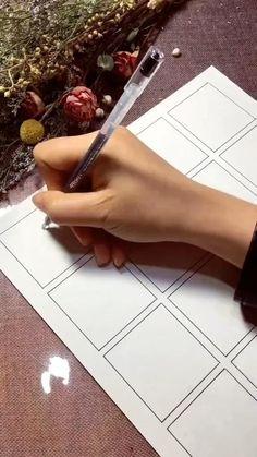 Easy Doodle Art, Doodle Art Designs, Doodle Art Drawing, Zentangle Drawings, Doodle Patterns, Zentangle Patterns, Zentangles, Art Drawings Sketches Simple, Pencil Art Drawings