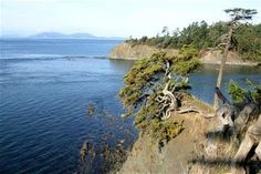 Sucia Island State Park: arrive by water taxi! Outer Island Excursions rents kayaks and provides transportation to the Island from Orcas Island