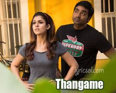 Thangamey Song from Naanum Rowdy Dhaan is sung and composed by Anirudh Ravichander