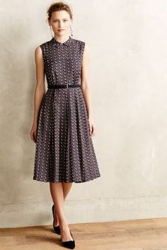Orla Kiely Stiletto Midi Dress - anthropologie.com #anthrofave
