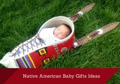 13 Native American Baby Shower Gifts to Coo Over