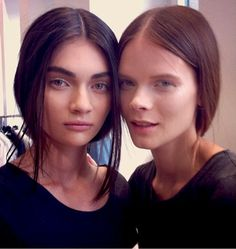 jil_sander-ss-2013 lids and lips, filled-in arches, and clean skin