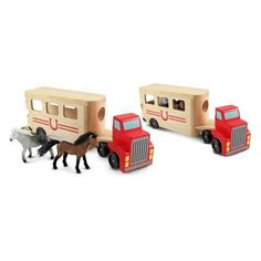Melissa and Doug Horse Carrier - 4097
