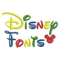 disney embroidery applique designs   Disney Alphabet Monogram Fonts and Motifs Machine Embroidery Designs ...