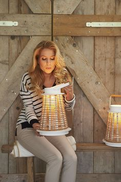 Die Kentucky Lantern von Rivièra Maison. Erhältlich bei www.villa-riviera.de !