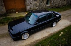 New post on car-backgrounds posted by Bmw E30 M3, Bmw Alpina, Tuning Bmw, Bmw 325, Bmw Design, Bavarian Motor Works, Car Backgrounds, Bmw Love, Old School Cars