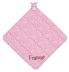 """Napping Blankets measure a generous 29"""" x 29."""" Soft to snuggle up with, machine-washable and cashmere-soft. A Little Bit Of This Cashmere Soft Pink Zebra Nap Blanket (29""""x29""""). Click the image to get more information about the product, including personalization options, at our online store!"""