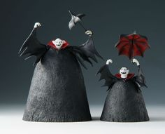 pictures of action figure vampires from the nightmare before christmas
