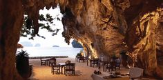 The Grotto in Krabi, Thailand