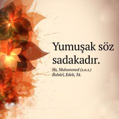 Buharî/Edeb:34 Islam Muslim, Allah Islam, Good Sentences, Hafiz, Quotes About God, Religious Art, Powerful Words, Ramadan, Islamic Quotes