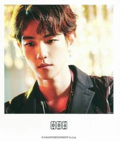 Baekhyun - one of his best pics I think..