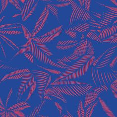 Your daily dose of palm-spiration with the Polynesia POP palm print #POPsurf
