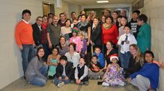 Inuit of Toronto Urban Katimavvik, or iTUK, is Toronto's first official Inuit group. About 60 Inuit got together Dec. 17 for its second annual Christmas feast, complete with country food.