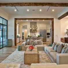 Home Living Room Design. 20 Beautiful Home Living Room Design. top Living Room Design Ideas [the Best Tips for Your Next Home Living Room, Interior Design Living Room, Living Room Designs, Living Room Decor, Kitchen Living, Dining Room, Living Area, Interior Paint, Living Spaces