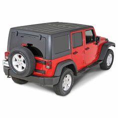 2007-2018 Jeep Wrangler JK Hardtops | Quadratec 2017 Jeep Wrangler, Jeep Wrangler Unlimited, Mopar, 3 Piece, Freedom, Lovers, Jeep Stuff, Spaces, Arrow Keys