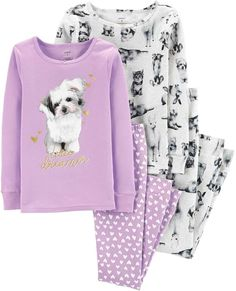 Personalized Custom Recruit Daddys Little Girl Sleepwear Pajama 2 Pcs Set