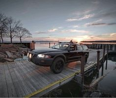 XC70 ready for adventure