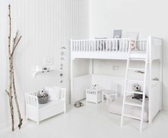 Stunning Wooden Bed Collection for Kids by Oliver Furniture | Inhabitots