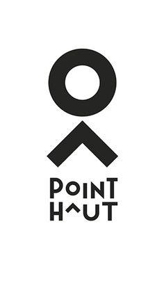 Logo du Point Haut, lieu culturel                                                                                                                                                                                 Plus
