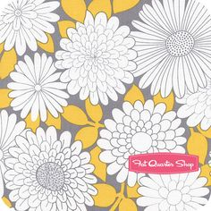 Cruzin' Yellow Floral -- I still like this one a lot with the purple