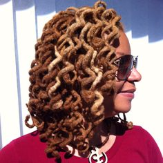 Color & Curls