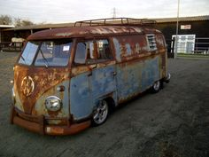 Vw bus, camper, rat rod, volkswagon camper, split screen | eBay
