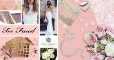 Too Faced and Grace Loves Lace have teamed up to give away the ultimate Bridal Beauty Kit. For a chance to win our entire Summer Collection and a one-of-a-kind wedding dress worth up to $3,000 from Grace Loves Lace. Enter now!