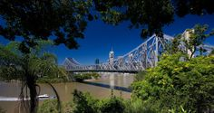 The life blood of the city, the Brisbane River entertains us, helps us get around and makes us the River City. Brisbane River, Brisbane City, Tower Bridge, Country, Blood, Travel, Life, Viajes, Rural Area