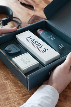 Searching for the right gift. With a cost that's less than half for a great shave, discover why so many are loving Harry's Truman Set.
