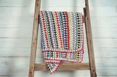 Crochet blanket – Homestuff with History