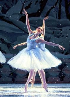 """Pacific Northwest Ballet's Emma Love in """"The Nutcracker."""" Photo by Angela Sterling."""