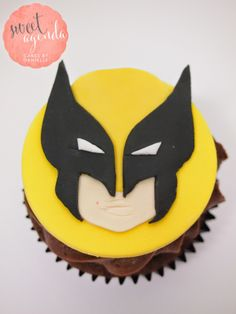 Wolverine Cake Topper