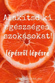 Életmódváltás - Alakíts ki egészséges szokásokat - kihívások facebook csoportja Grapefruit, Food And Drink, Facebook, Drinks, Drinking, Beverages, Drink, Beverage