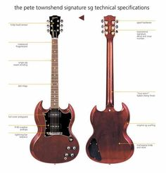 Gibson: SG Pete Townshend Signature - SGofawesome's Pictures | Ultimate-Guitar.Com