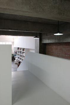 Refurbishment of a Warehouse,Courtesy of TAO Architect's Office