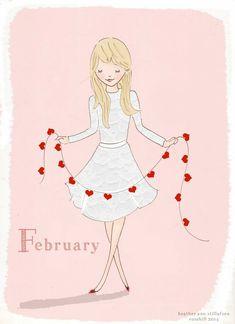 February by Erika Stern