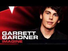 Garrett Gardner - Imagine - Studio Version - The Voice 2013 The Voice Videos, Singing, Nelson Mandela, Songs, Music, Youtube, Musica, Musik, Muziek