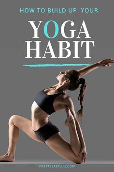 Tips and motivation to build up a Mindful Daily Habit Restorative Yoga Poses, Prenatal Yoga, Ashtanga Yoga, Vinyasa Yoga, Iyengar Yoga, Yoga Quotidien, Yoga Handstand, Online Yoga Classes, Attitude