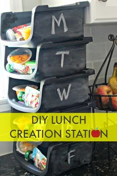 Back To School Lunch Creation Station, lunch caddy, #DelMonteBTS #PMedia #ad