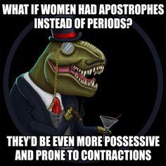 Dastardly Dinosir