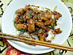 Food, recipes, tablesettings, and lifestyle inspiration. Walnut Chicken Recipe, Chicken Recipes, Japchae, Casserole Recipes, Chinese, Beef, Asian, Lifestyle, Ethnic Recipes