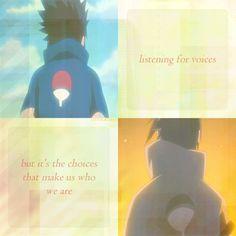 Sasuke....you make me sad .-.