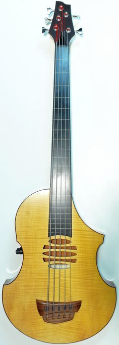 Overwater Expression Custom Fretless