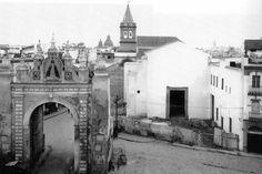 Construcción de la Basílica de Santa María de la Esperanza Macarena ( @Hdad_Macarena ) 1945