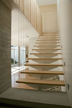modern architecture - staircase